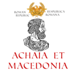 Group logo of Achaia et Macedonia - Provincia