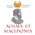 Group logo of Achaia et Macedonia - Provincia